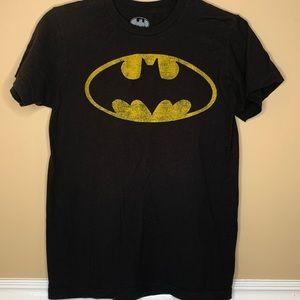 Black Batman Tshirt